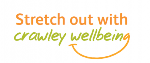 Stretch Out with Crawley Wellbeing Title